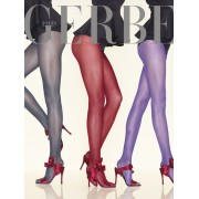 Gerbe - Semi opaque satiny support tights Sensitive 30 DEN