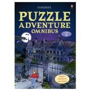 Puzzle Adventures Omnibus Volume Two