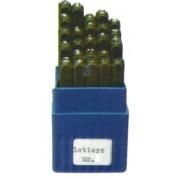 Punzoni SR. alfabeto 10mm Alfa