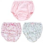 [Hello Kitty] Set of shorts underwear 3 100 cm children kids check