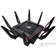 Asus ROG RAPTURE GT-AX11000 AX11000 Mbps Tri-band WiFi 6 gigabit AiMesh OFDMA gaming Wi-Fi router