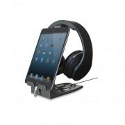 Allsop Headset Hanger Hangout - компактна поставка за таблети и слушалки