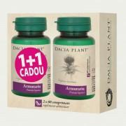 DACIA PLANT ARMURARIU 60+60 comprimate
