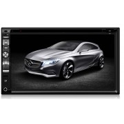"Двоен дин Универсален Андроид 6.2"" с DVD, GPS, BLUETOOTH, WiFi Vivas Android Double Dinn DD Android 6250"