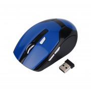 10M 2.4GHz 1200-1600DPI Wireless Mouse Ratón óptico Inalámbrico Receptor USB