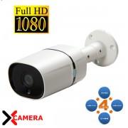CAMERA BULLET AHD/TVI/CVI/ANALOGICA 3,6MM 2MP CMOS SONY CV730-VISCV730FA-F4N1