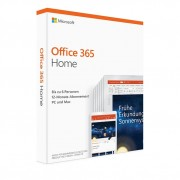 Microsoft Office 365 Home 6 Nutzer Download ESD