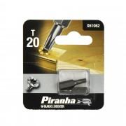 Piranha schroefbit 25 mm X61062