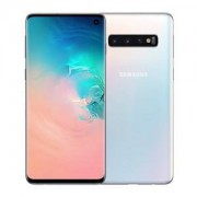 "Samsung Smartphone Samsung Galaxy S10 Sm G973f 128 Gb Dual Sim 6.1"" 4g Lte Wifi 12 + 16 + 12 Mp Octa Core Refurbished Prism White"