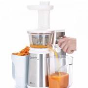 Storcator de fructe si legume Ariete 177 Centrika Slow Juicer, 400W
