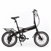 LITTIUM BY KAOS Bicicleta Elétrica IBIZA DOGMA Preta