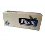 Tuburi tigari Winston albastru cu carbon activ