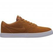 Zapatos Skate Hombre Nike Sb Check Solar -Marron