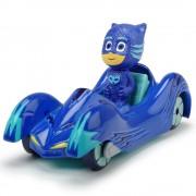 Masina Eroi In Pijamale Cat-Car Cu Figurina