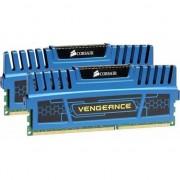 Memorie ram corsair Vengeance DDR3 16GB, 1600MHz, CL10 (CMZ16GX3M2A1600C10B)