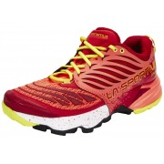 La Sportiva Akasha Hardloopschoenen Dames rood 37 2018 Trailrunning schoenen