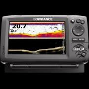 SONAR LOWRANCE HOOK- 7X CHIRP DI G2