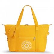 Borsa da Viaggio a Spalla KIPLING Art M Colore Lively Yellow