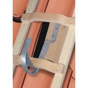 Euroline Holz Dachdeckerleiter 10 Sprossen