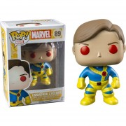Funko Pop Unmasked Cyclops Ciclope X-men Ojos Rojos Marvel Exclusivo-Multicolor