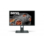 "Monitor VA, BENQ 32"", PD3200Q, 4ms, 20Mln:1,HDMI/VGA/DVI/DP, Speakers, 2560x1440 (9H.LFALA.TBE)"