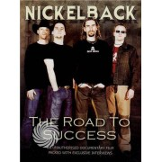 Video Delta NICKELBACK - THE ROAD TO SUCCESS - DVD - DVD