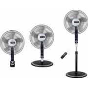 Ventilator cu picior 16 cu 3 aplicatii meister Hausgerate HRH -16908 3 functii in 1 Ventilator de perete de birou si cu