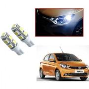 Auto Addict Car T10 9 SMD Headlight LED Bulb for Headlights Parking Light Number Plate Light Indicator Light For Tata Tiago