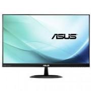Asus LED monitor Asus VX24AH, 60.5 cm (23.8 palec),2560 x 1440 px 5 ms, IPS LED HDMI™, VGA, na sluchátka (jack 3,5 mm)