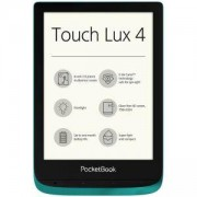 eBook четец PocketBook PB627 Touch Lux 4, 6 инча (758 x 1024) E Ink Carta, 212DPI, 8GB, Emerald, PBTLUX4EMR