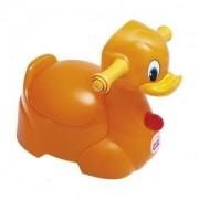 Olita Quack - OKBaby-portocaliu