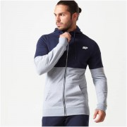 Myprotein Superlite Zip-Up Hoodie - L - Navy
