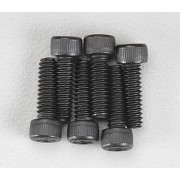 Associated AS6924 Screw 4-40 x 3/8th Cheese head (6)