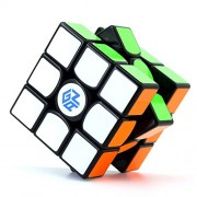 Cubelelo Gans 356 Air Advanced Edition 3x3 Black Speed Cube Puzzle 3x3x3 Magic Cube