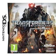Transformers Dark of the Moon Decepticons Nintendo Ds