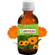 Calendula Oil - Pure & Natural Carrier Oil (250 ml Combo ( 100 ml+ 100 ml+ 50 ml))