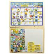 Melissa & Doug My Monthly Magnetic Calendar