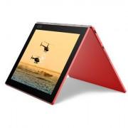 "Tableta Lenovo Yoga Book YB1-X91F, 10.1"", Intel Atom X5-Z8550, 128GB Flash, 4GB RAM, Windows 10 Pro, Red"