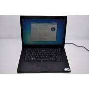 "Laptop Dell E6500 15.4"" P8600 2.4 GHz 2 GB RAM 160 GB HDD Wi-Fi DVD RW"