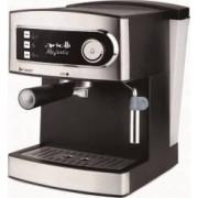 Espressor manual Arielli KM-310 BS 850W 1.5L 15 bari Negru-Argintiu