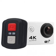 SportsCameraFC The Camera of Sports Hyx H9A Pro HD 4K Cámara Deportiva WiFi con Control Remoto y Estuche Impermeable, Generalplus 4247, Pantalla LCD de 2.0 Pulgadas, Lente Gran Angular de 170 Grados A HYX