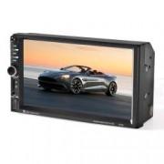 MP3 Mp5 Player auto ecran de 7 inch cu mirrorlink touchscreen usb sd card si camera cadou