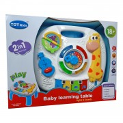 Ladida Aktivitetsbord Mini Learning and Play