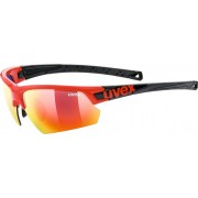 Uvex Sportstyle 224 red-black - red 32