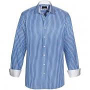 Skjorta WILSON mellanblå tailored fit