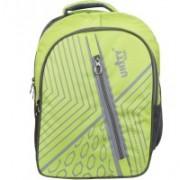 UNITY BAGS Polyester School Bag |Shoulder Backpacks | Casual Bag for Girls & Boys 35 L Backpack(Green)