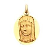 Becker Médaille Becker Vierge Romane