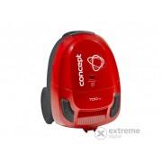 Aspirator cu sac Concept VP8033, roșu