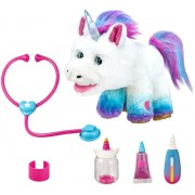 Set de joaca-Rainglow Unicorn Vet