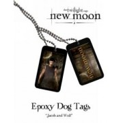 Stmívání/Twilight - Nový měsíc, psí známky Jacob